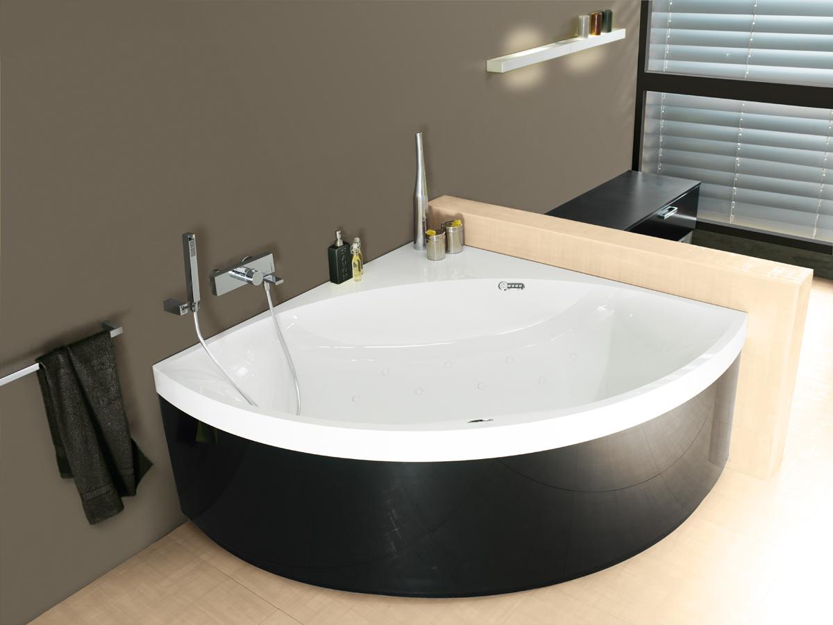 salle de bain vicky laque noire perene lyon. Black Bedroom Furniture Sets. Home Design Ideas