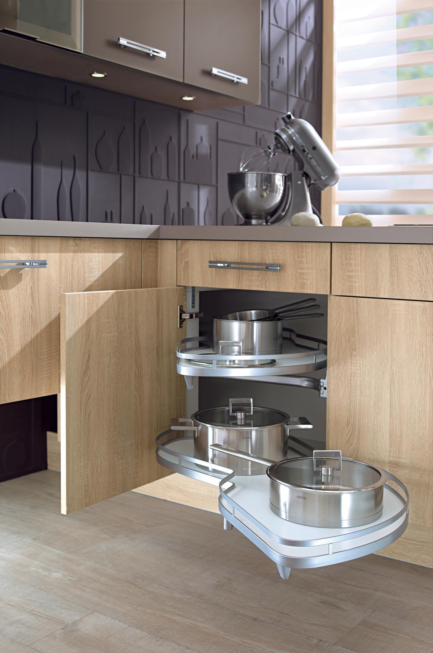 cuisine m100 m lamin rustica clair perene lyon. Black Bedroom Furniture Sets. Home Design Ideas