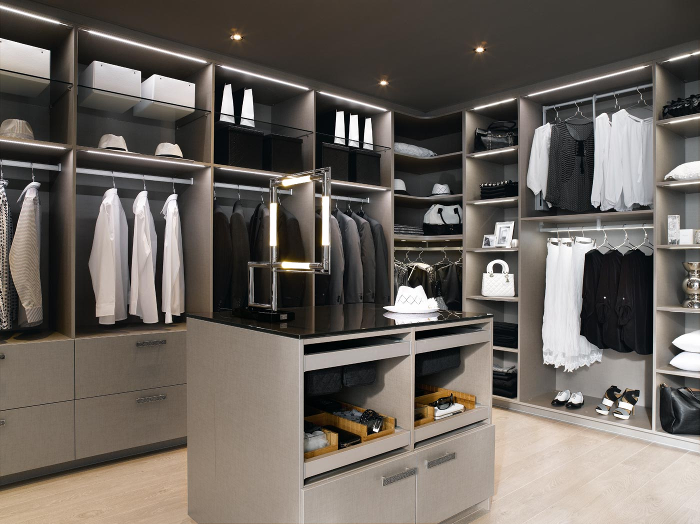 rangements dressing ecrin d 39 l gance perene lyon faure. Black Bedroom Furniture Sets. Home Design Ideas
