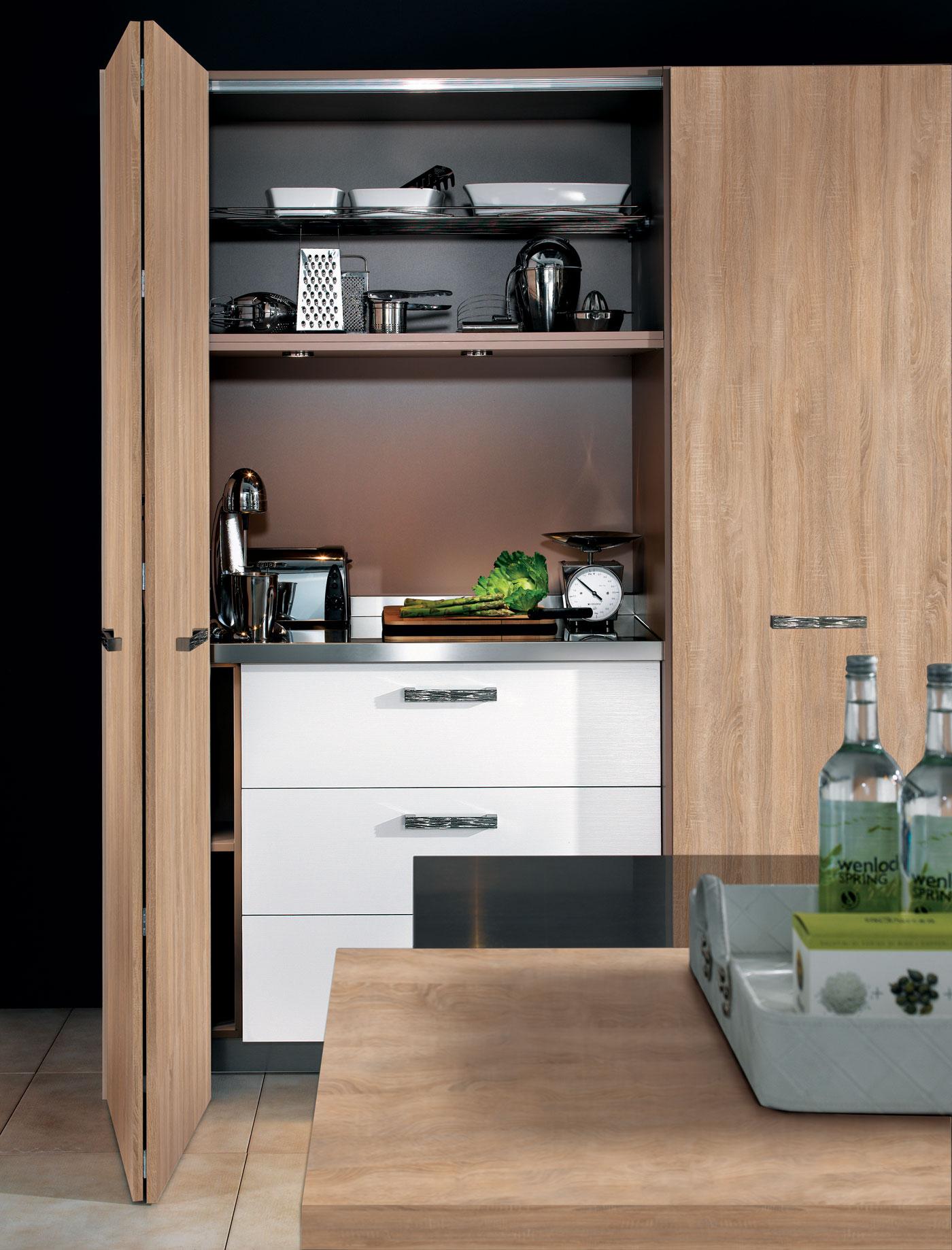 cuisine galeo blanc griffe perene lyon. Black Bedroom Furniture Sets. Home Design Ideas