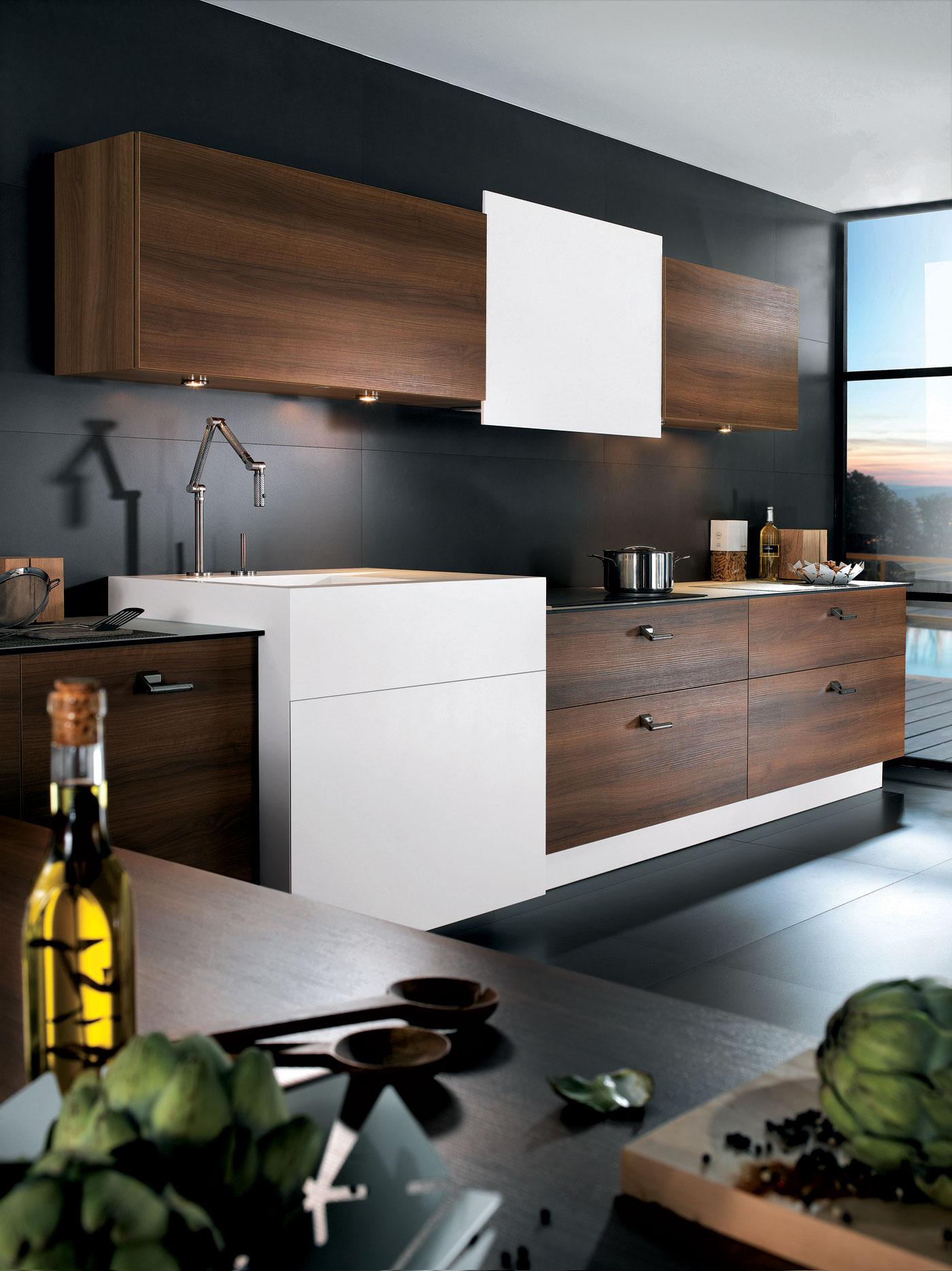 cuisine galeo noyer perene lyon. Black Bedroom Furniture Sets. Home Design Ideas