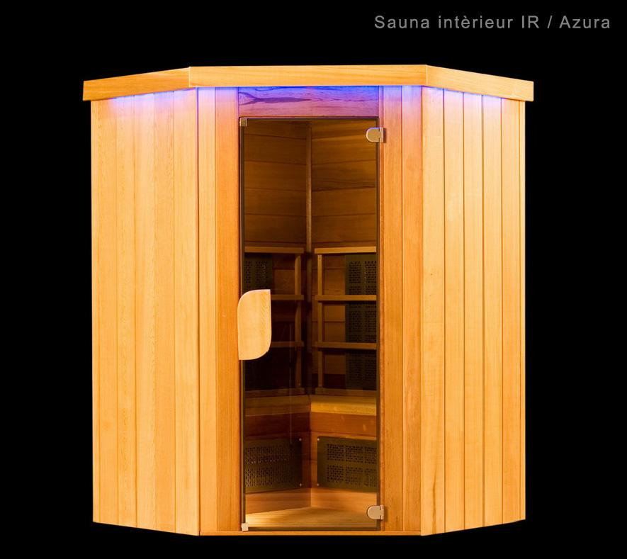 Sauna infra rouge