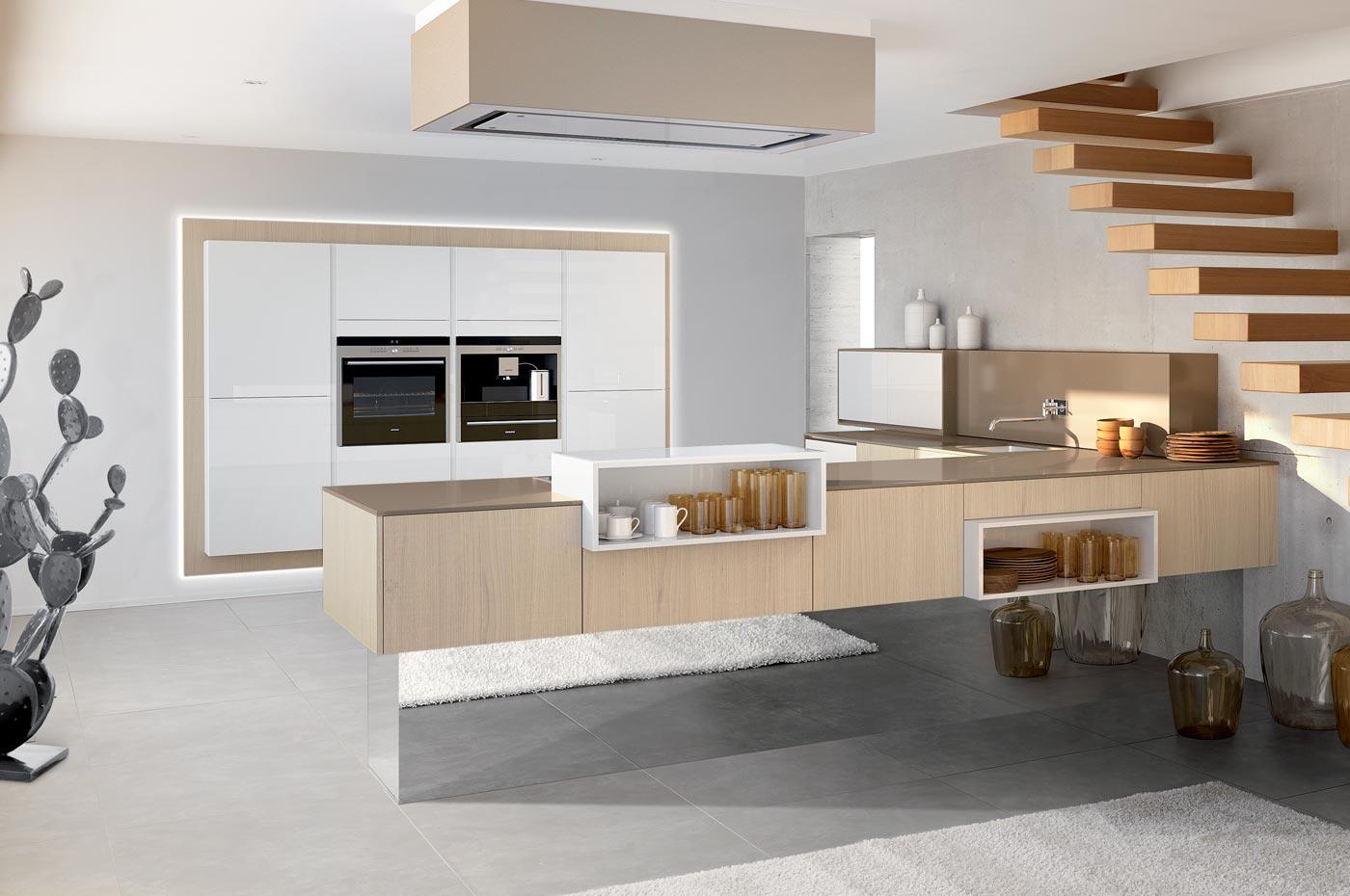 Faure agencement perene lyon cuisines salle de bains for Agencement cuisine salon